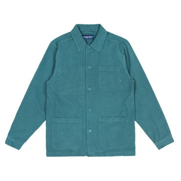 ONLY NY Canvas Chore Coat-Forest