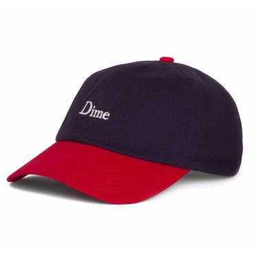 Dime DIME CLASSIC TWO-TONE CAP-Navy & Red