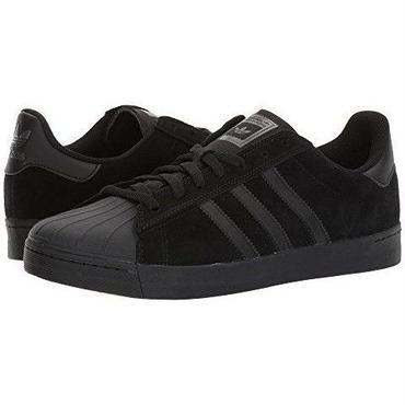 adidas SUPERSTAR VULC ADV -BLACK/BLACK