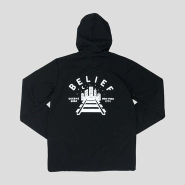 BELIEF QUEENSBORO JACKET - BLACK