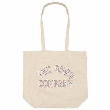 The Good Company LES Standard Tote Bag (blue/red)