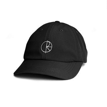 POLAR SKATE CO.CAMPER CAP-BLACK