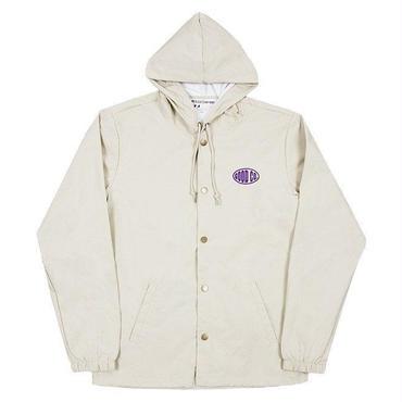 The Good Company Field Hooded Coaches Jacket (khaki)