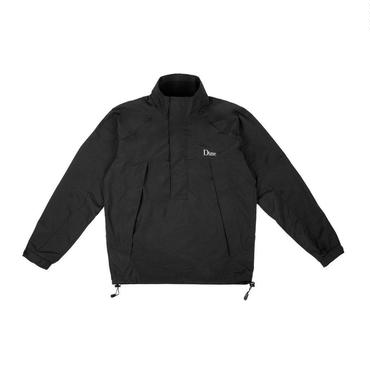 DIME PACKABLE JACKET-Black