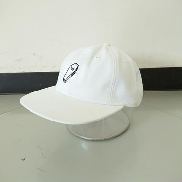 THE QUIET LIFE VIP POLO HAT-White-
