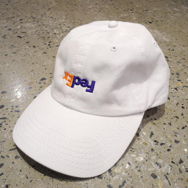 CANAL ST Fedex CAP WHITE