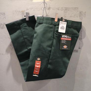 Dickies Original 874 Work Pants - Hunter Green