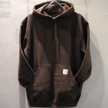 Carhartt MidWeight Hooded Pullover SweatShirts - Brown
