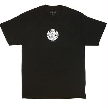 LURK NYC COLD WORLD T-SHIRT BLACK