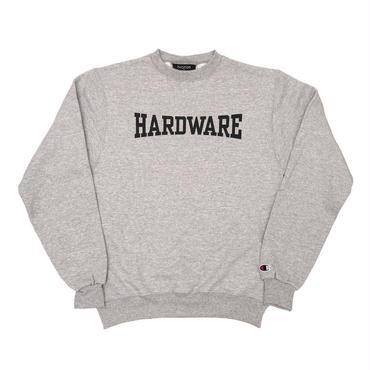 BRONZE 56K HARDWARE CREWNECK - GREY
