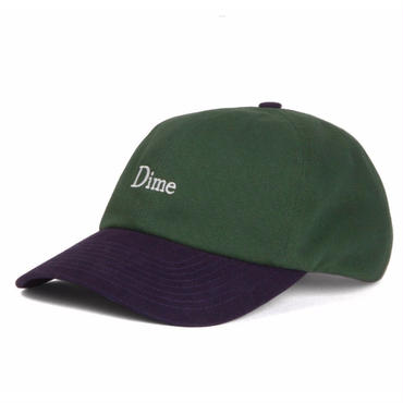 Dime DIME CLASSIC TWO-TONE CAP-Green & Navy