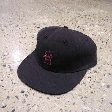 Good Worth ADULTS ONLY STRAPBACK - BLACK