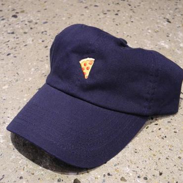 PIZZA SKATEBOARDS EMOJI DELIVERY CAP - NAVY ピザ スケートボード エモジ デリバリー キャップ ネイビー