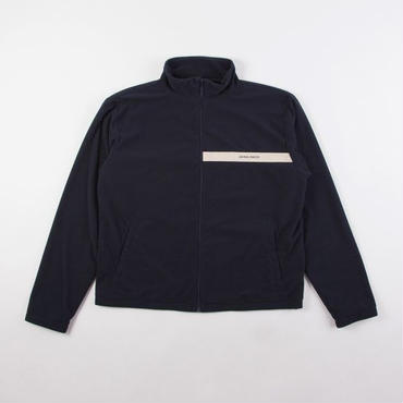 GRIND LONDON FLEECE JACKET-NAVY