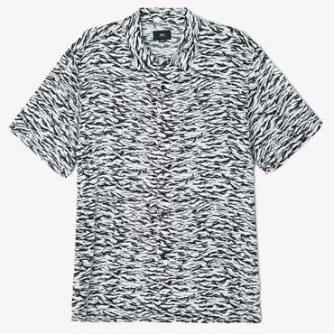 OBEY Uproar Shirt-BLACK MULTI