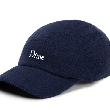 DIME FLEECE 5 PANEL CAP-NAVY
