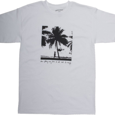 FUCKING AWESOME Never Enough Tee White