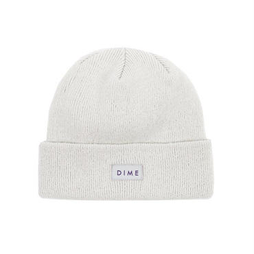 DIME HEAVYWEIGHT BEANIE-Cream
