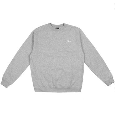 Dime DIME CREWNECK-Heather Gray
