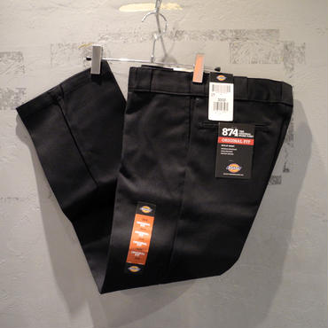 Dickies Original 874 Work Pants - Black