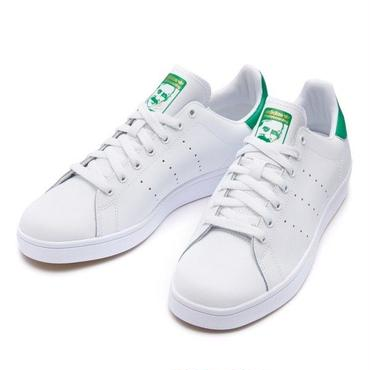 adidas skateboarding STAN SMITH VULC WHITE GREEN