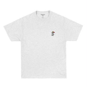 Stanton Street Sports™ Stanton Cap T-Shirt-ASH