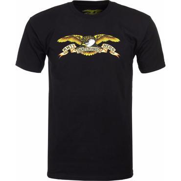 Anti Hero EAGLE T-SHIRT-Black