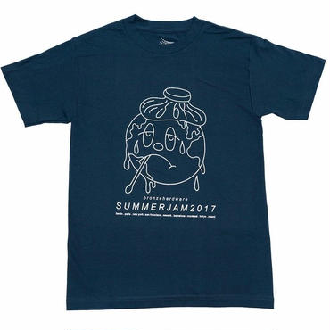 BRONZE 56K SUMMERJAM TEE HARBOR-BLUE