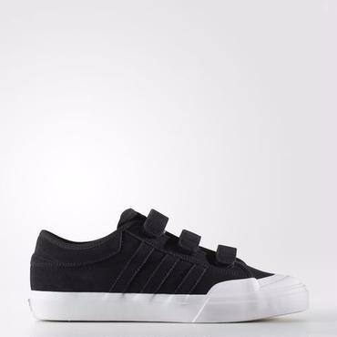 adidas skateboarding MATCHCOURT CF SHOES-Core Black / Core Black / Running White
