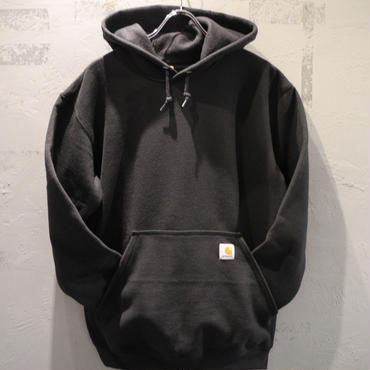 Carhartt MidWeight Hooded Pullover SweatShirts - Black