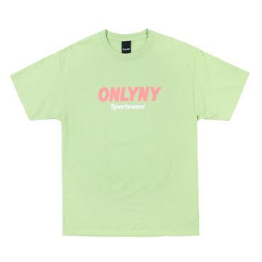 ONLY NY Sportswear T-Shirt-Pistachio