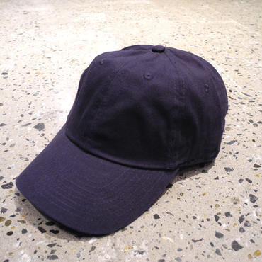CHAMPION BRUSHED COTTON CAP - NAVY
