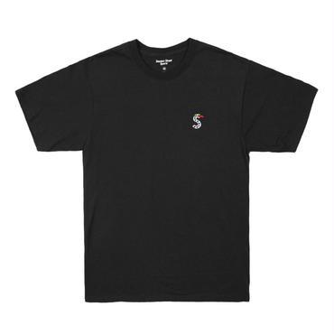 Stanton Street Sports™ Stanton Cap T-Shirt-Black