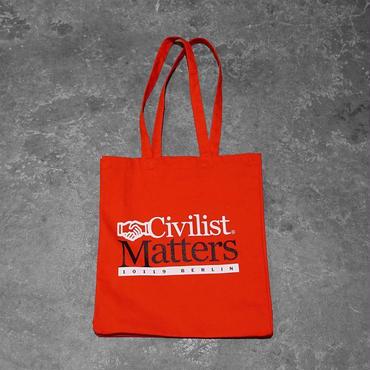 Civilist Matters Bag – Red