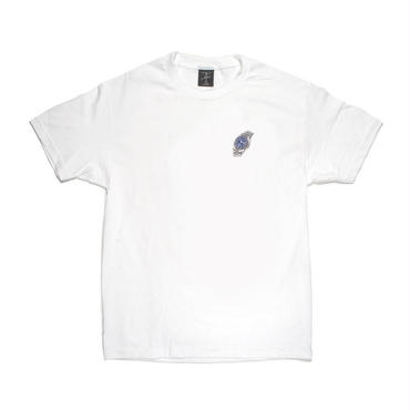 Alltimers WATCH TEE-WHITE