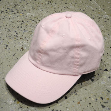 CHAMPION BRUSHED COTTON CAP  PINK