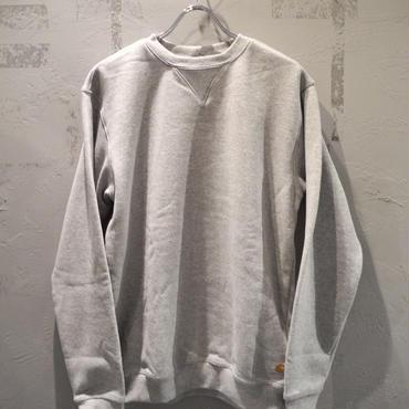 Carhartt MidWeight Crewneck SweatShirts - Grey