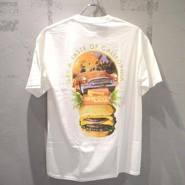 IN-N-OUT BURGER 1993 TASTE OF CALIFORNIA T shirt - WHITE