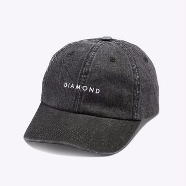 Diamon Supply Co. LEEWAY SPORTS CAP-BLACK