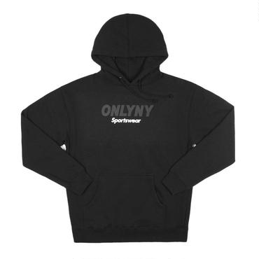 ONLY NY Sportswear Hoody-Black