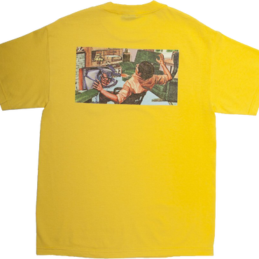 HOCKEY Ultra Violent Tee - Yellow