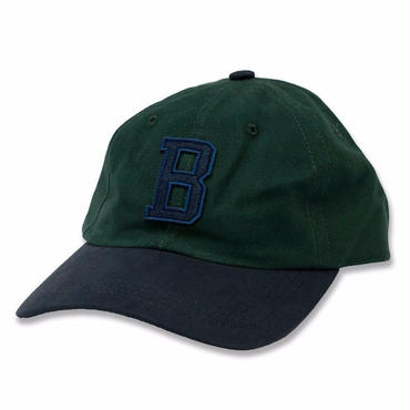 BRONZE 56K B HAT GREEN/NAVY