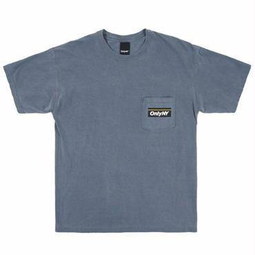 ONLY NY Subway Pocket T-Shirt-Denim