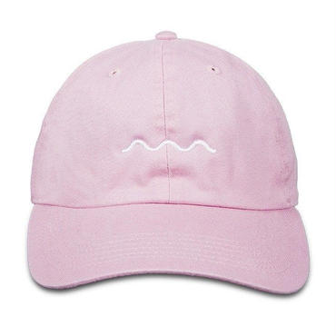The Good Company Chill Wave Dad Hat (pink)