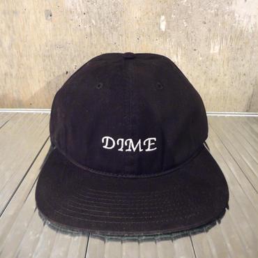 DIME TAKE OUT CAP BLACK ダイム テイク アウト キャップ ブラック