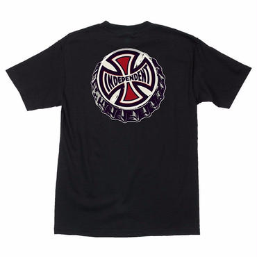 Independent Truck Co.Only Choice Mens Regular S/S-BLACK