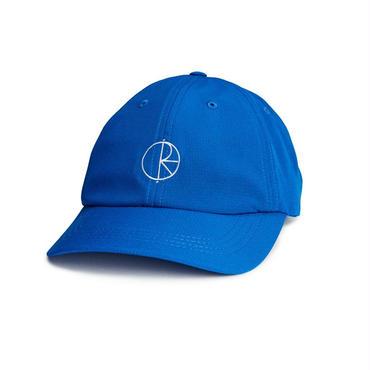 POLAR SKATE CO.CAMPER CAP-80'S BLUE