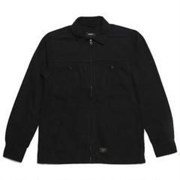 HUF REINE BDU LS SHIRTS-BLACK-