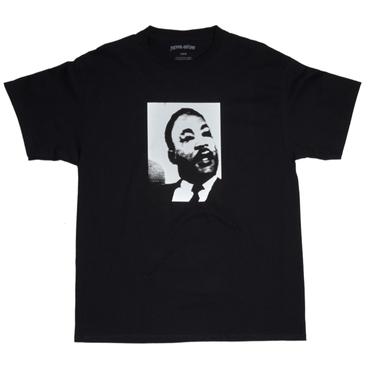 FUCKING AWESOME MLK Tee-Black