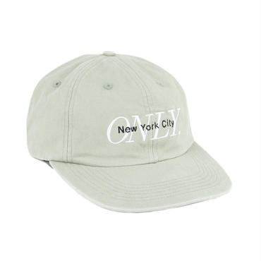 ONLY NY Midtown Polo Hat-Sage